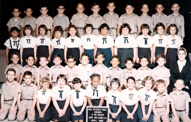 2ND grade St Peter and Paul