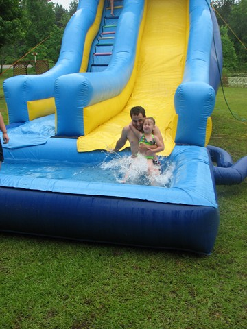 Cadence's 4th B'day Party 046