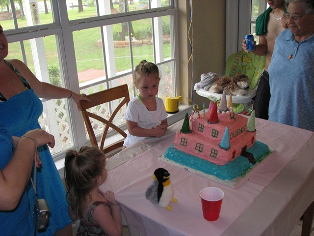 Cadence's 4th B'day Party 087