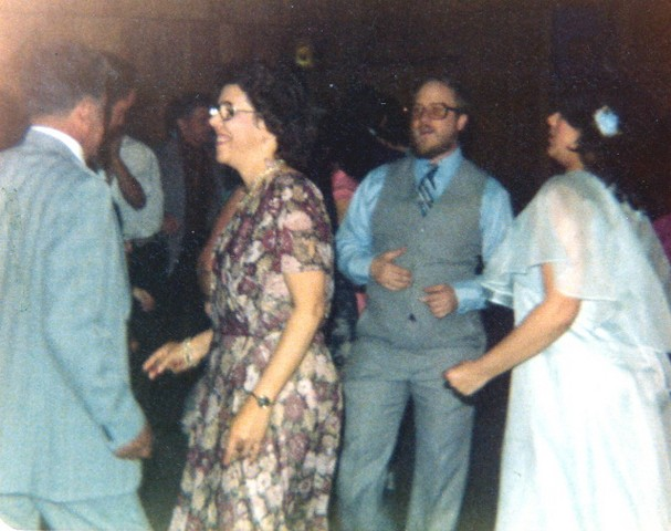 Cheryln wedding day dancing1