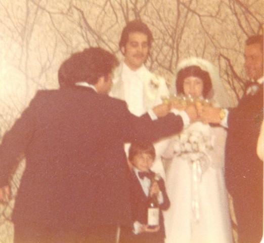Cheryln wedding day toast