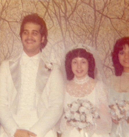 Cheryln wedding day2