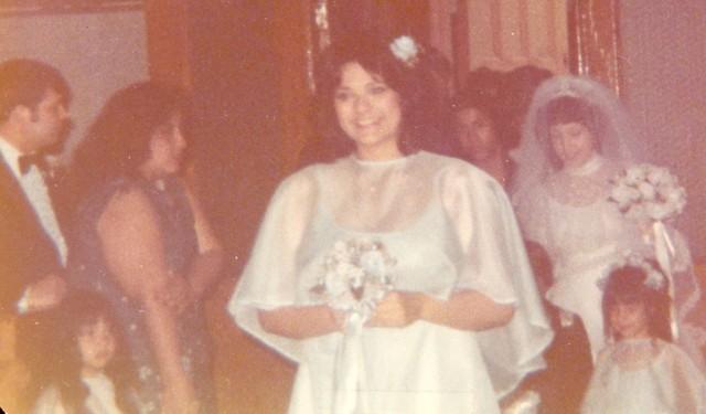 Cheryln wedding