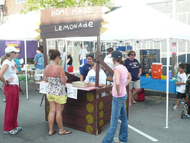 Friday Fest Panama City 8-09    09