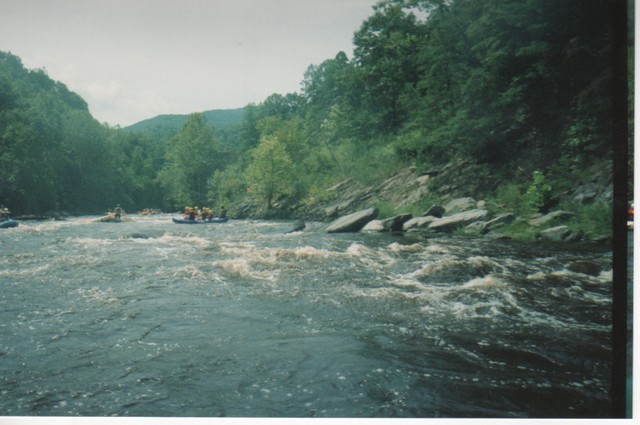 Gatlinburg White Water Rafting Aug 2008    12
