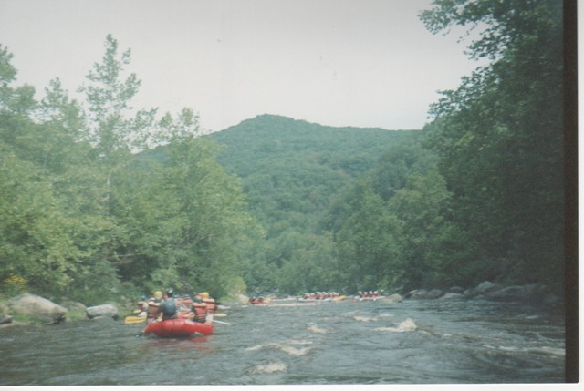 Gatlinburg White Water Rafting Aug 2008    13
