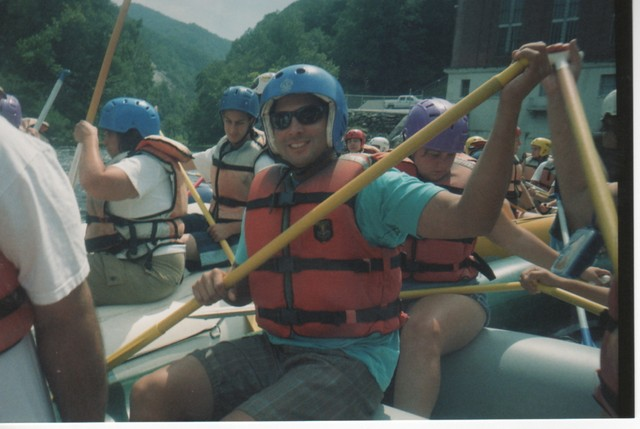 Gatlinburg White Water Rafting Aug 2008    15