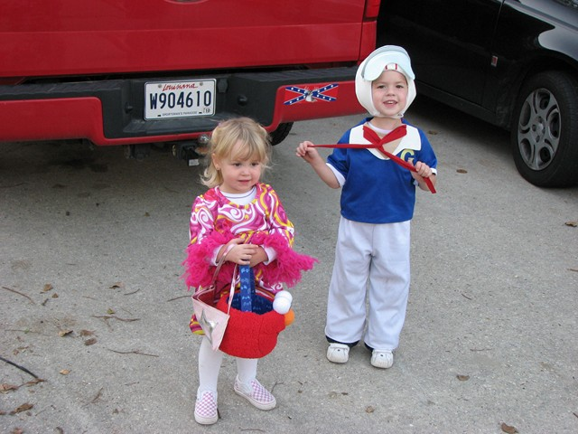 Halloween in the Park 2008 08