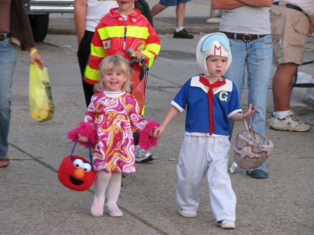 Halloween in the Park 2008 12