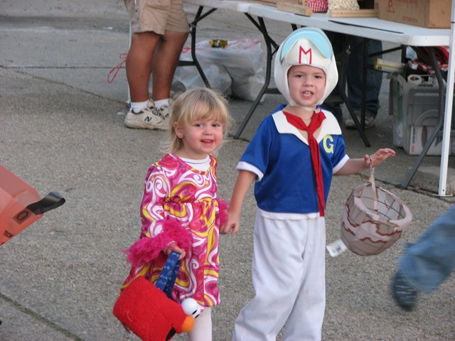 Halloween in the Park 2008 13