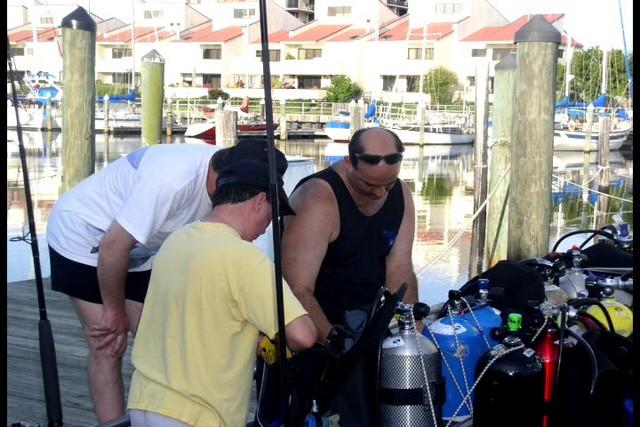 Pete Tide Check Out Dive 11