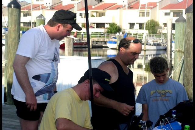 Pete Tide Check Out Dive 12