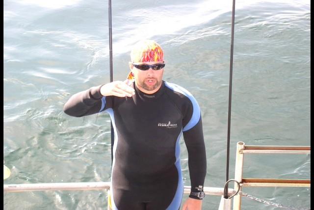Pete Tide Check Out Dive 29