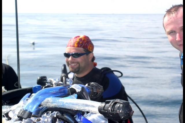 Pete Tide Check Out Dive 46