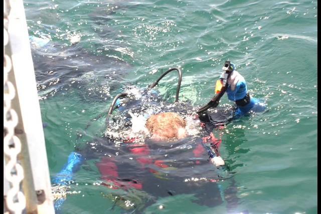 Pete Tide Check Out Dive 51