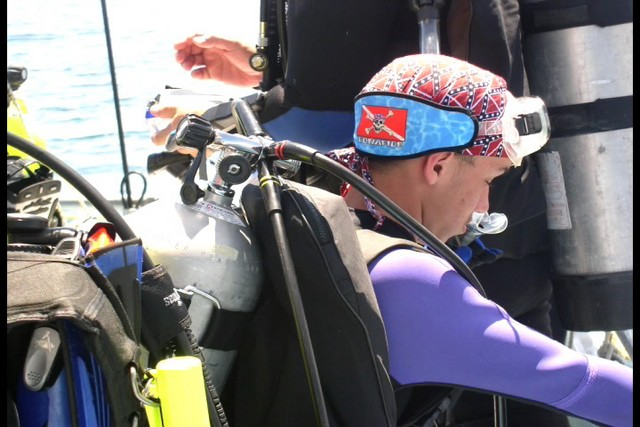 Pete Tide Check Out Dive 53