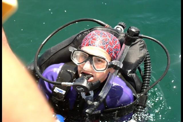Pete Tide Check Out Dive 61