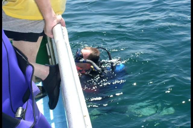 Pete Tide Check Out Dive 67