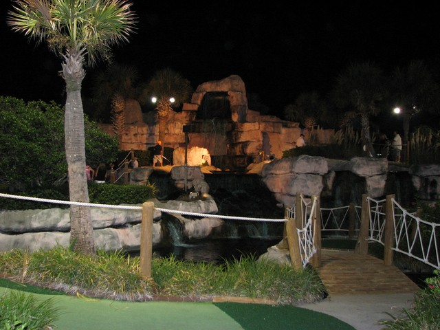 Putt-Putt Golf Night 02