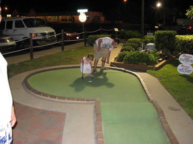 Putt-Putt Golf Night 06