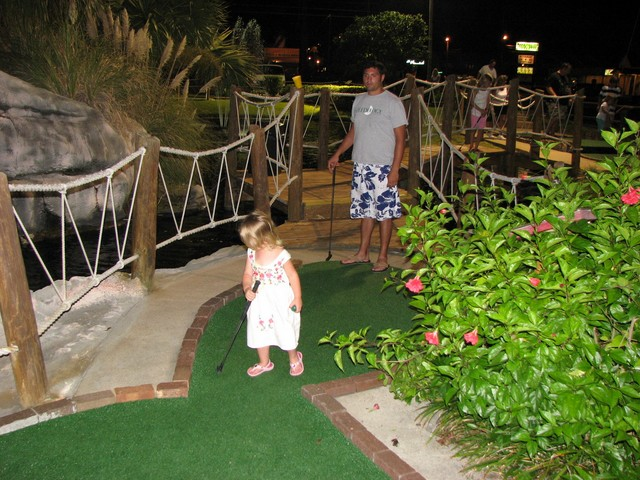 Putt-Putt Golf Night 10