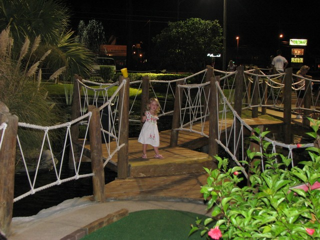 Putt-Putt Golf Night 11