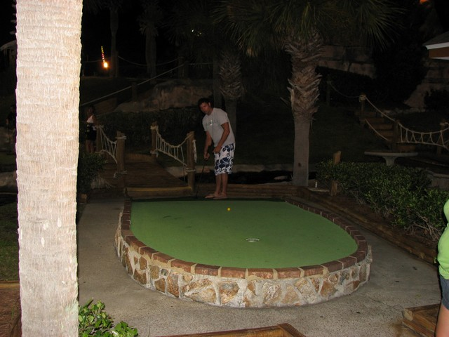 Putt-Putt Golf Night 20