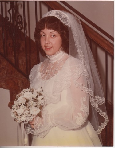 Steve and Cheryl's Wedding 1980  07