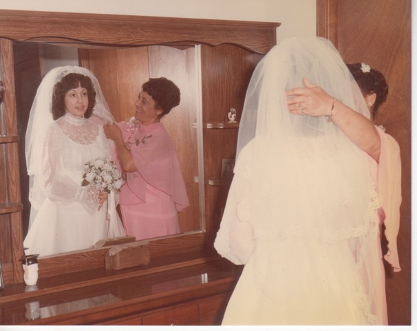 Steve and Cheryl's Wedding 1980  09
