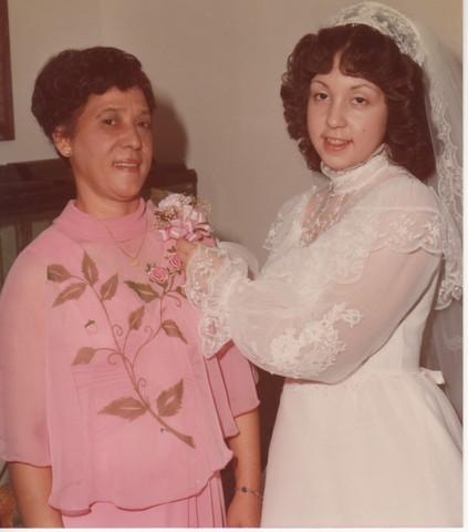 Steve and Cheryl's Wedding 1980  10