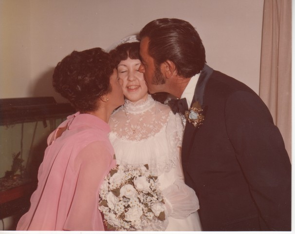 Steve and Cheryl's Wedding 1980  12