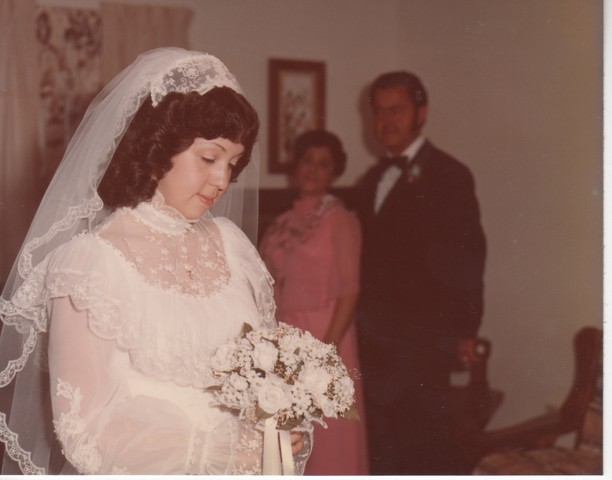 Steve and Cheryl's Wedding 1980  13