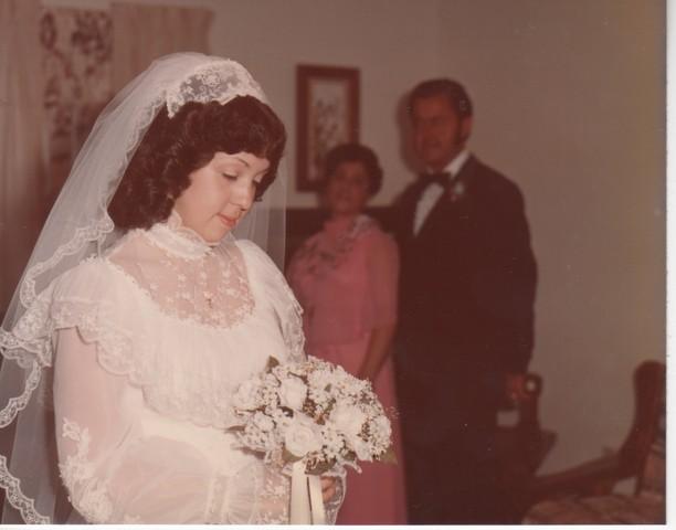 Steve and Cheryl's Wedding 1980  13