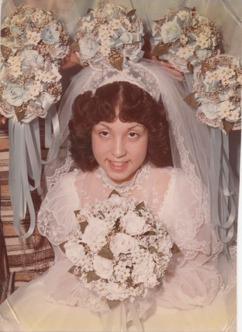 Steve and Cheryl's Wedding 1980  14