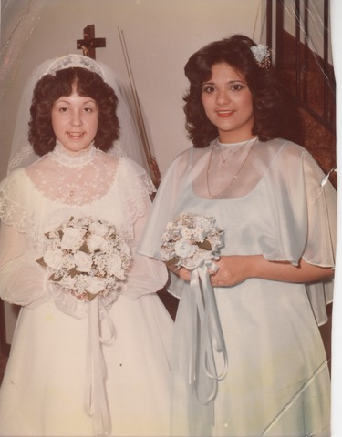 Steve and Cheryl's Wedding 1980  15