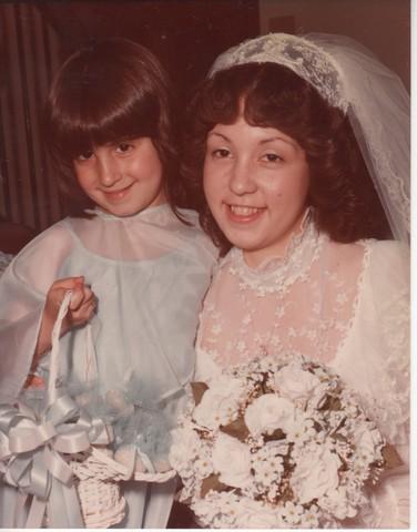 Steve and Cheryl's Wedding 1980  16