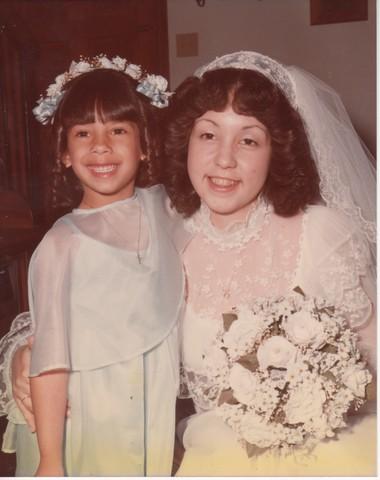 Steve and Cheryl's Wedding 1980  17
