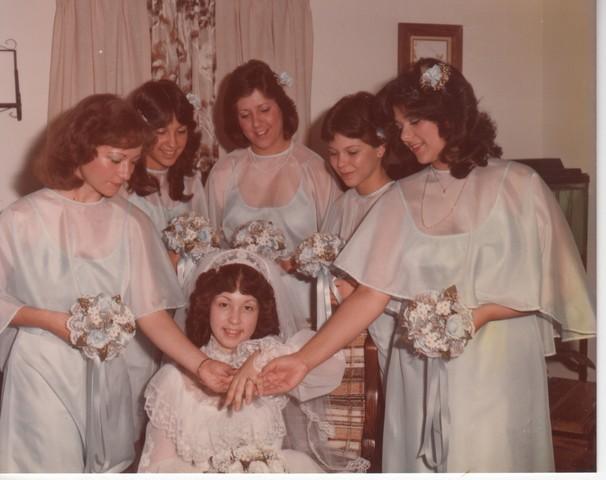 Steve and Cheryl's Wedding 1980  19