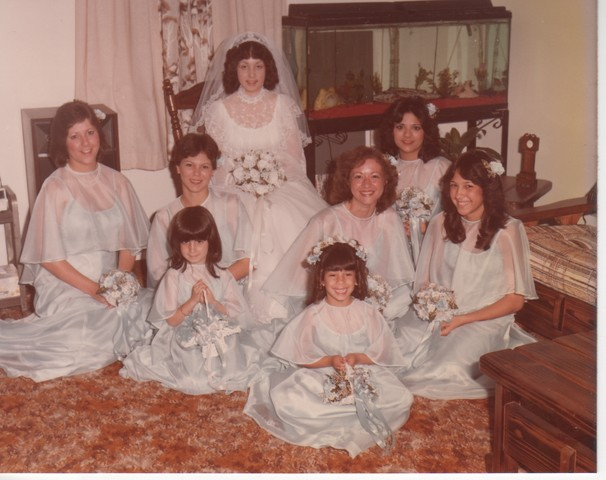 Steve and Cheryl's Wedding 1980  20