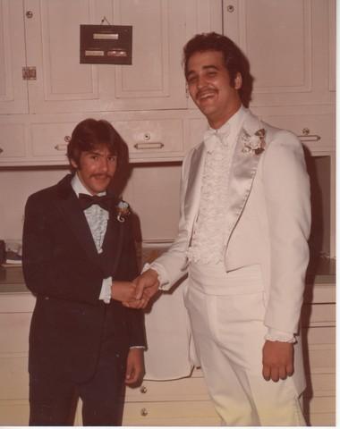 Steve and Cheryl's Wedding 1980  21