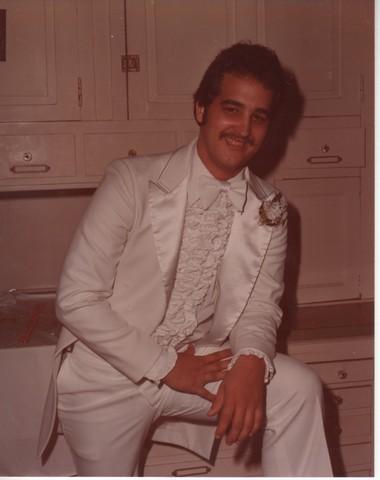 Steve and Cheryl's Wedding 1980  22