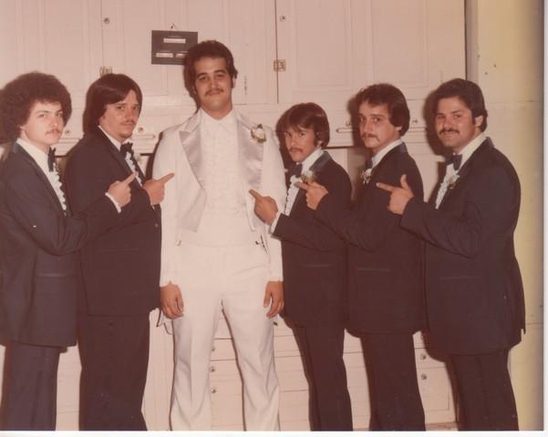 Steve and Cheryl's Wedding 1980  23