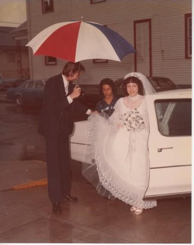 Steve and Cheryl's Wedding 1980  24