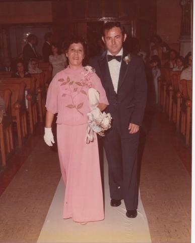 Steve and Cheryl's Wedding 1980  25