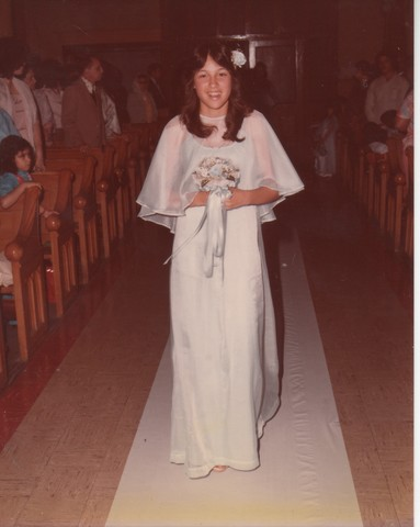 Steve and Cheryl's Wedding 1980  27