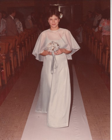 Steve and Cheryl's Wedding 1980  28