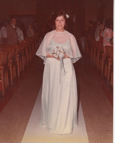 Steve and Cheryl's Wedding 1980  29