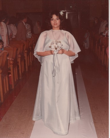 Steve and Cheryl's Wedding 1980  30