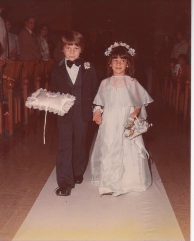 Steve and Cheryl's Wedding 1980  31
