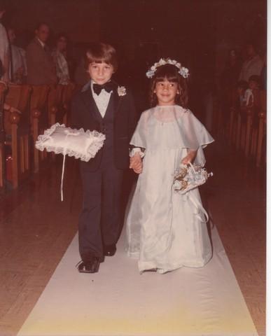 Steve and Cheryl's Wedding 1980  31